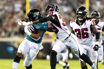 low priced 2511a 97451 Taveze Calhoun News, Stats, Photos | Atlanta Falcons