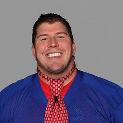 David Diehl, offensive lineman, New York Giants