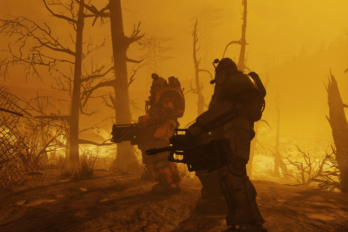 Fallout 76 patch notes: bug fixes, Stash size increase and