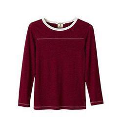 Long-sleeved T-shirt, $29.95
