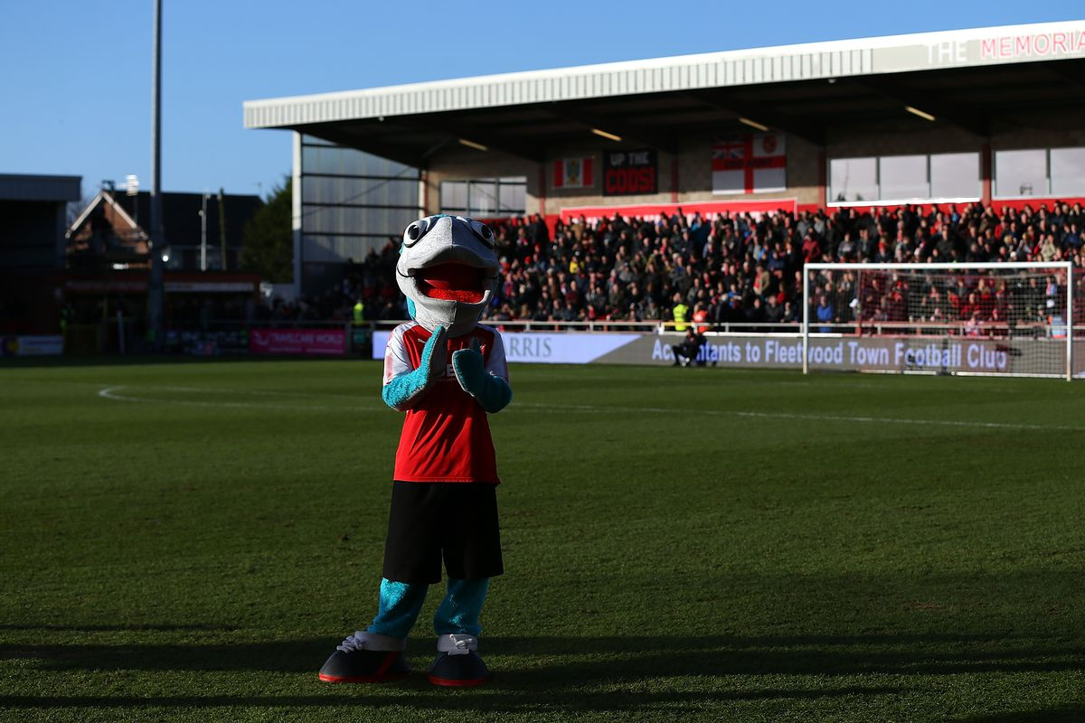 Fleetwood Town v Leicester City - The Emirates FA Cup Third Round