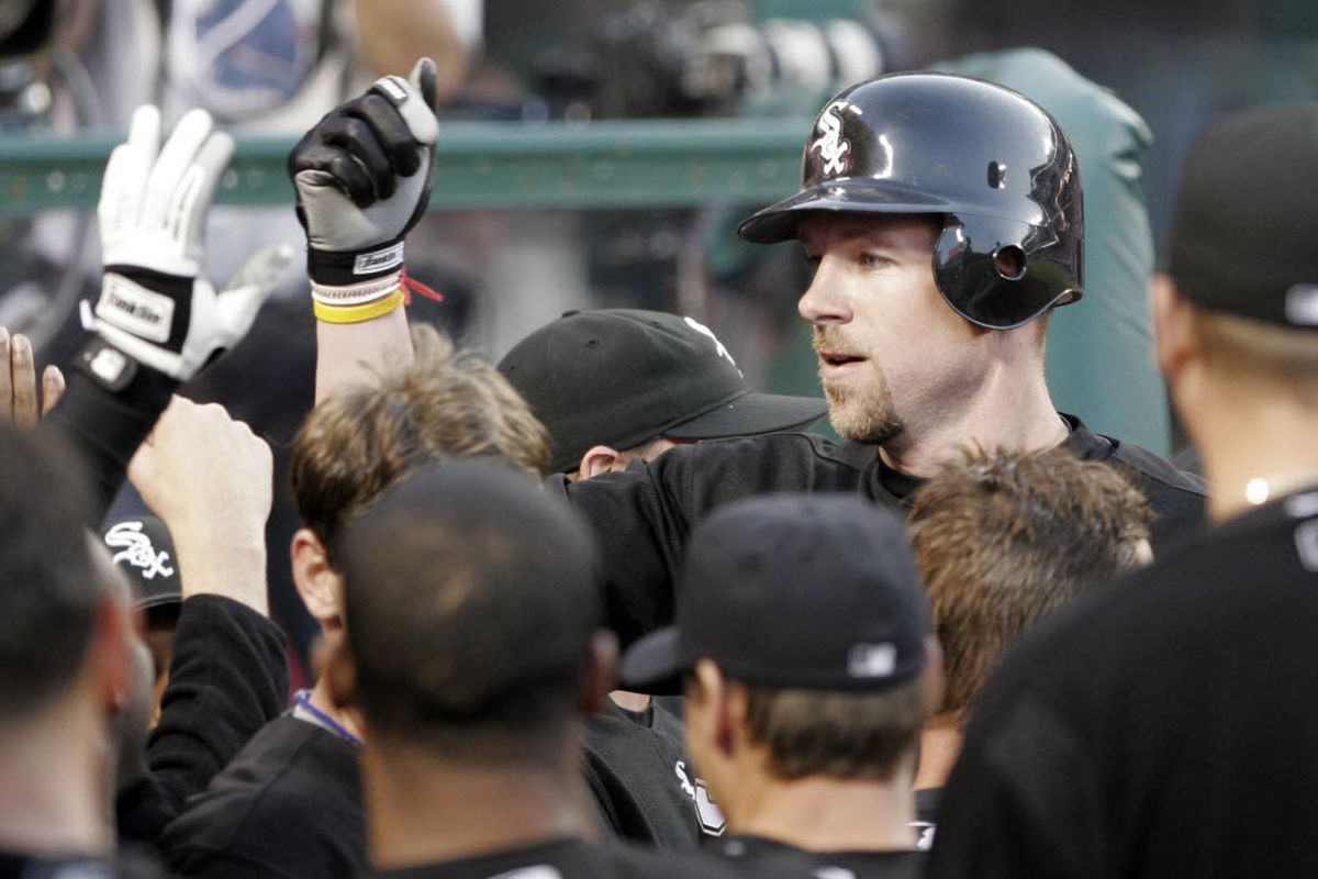 Chris Widger offers insights into 2005 White Sox season during