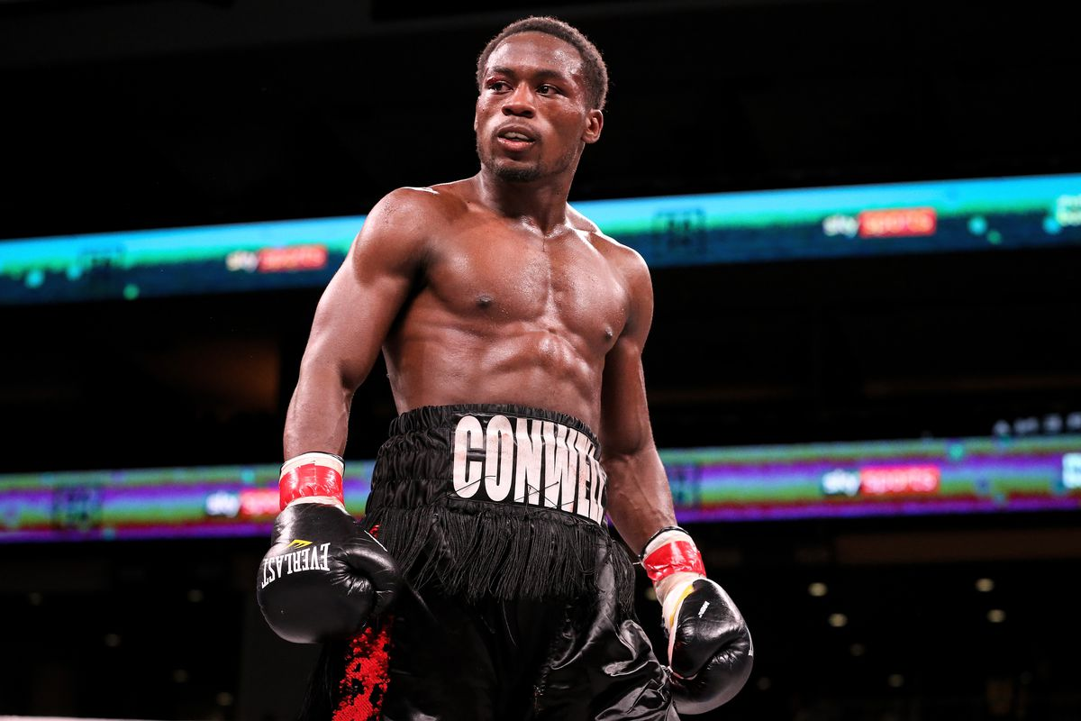 Charles Conwell pulled out of one fight with a fake injury to fight on another card... only for that card to get cancelled.