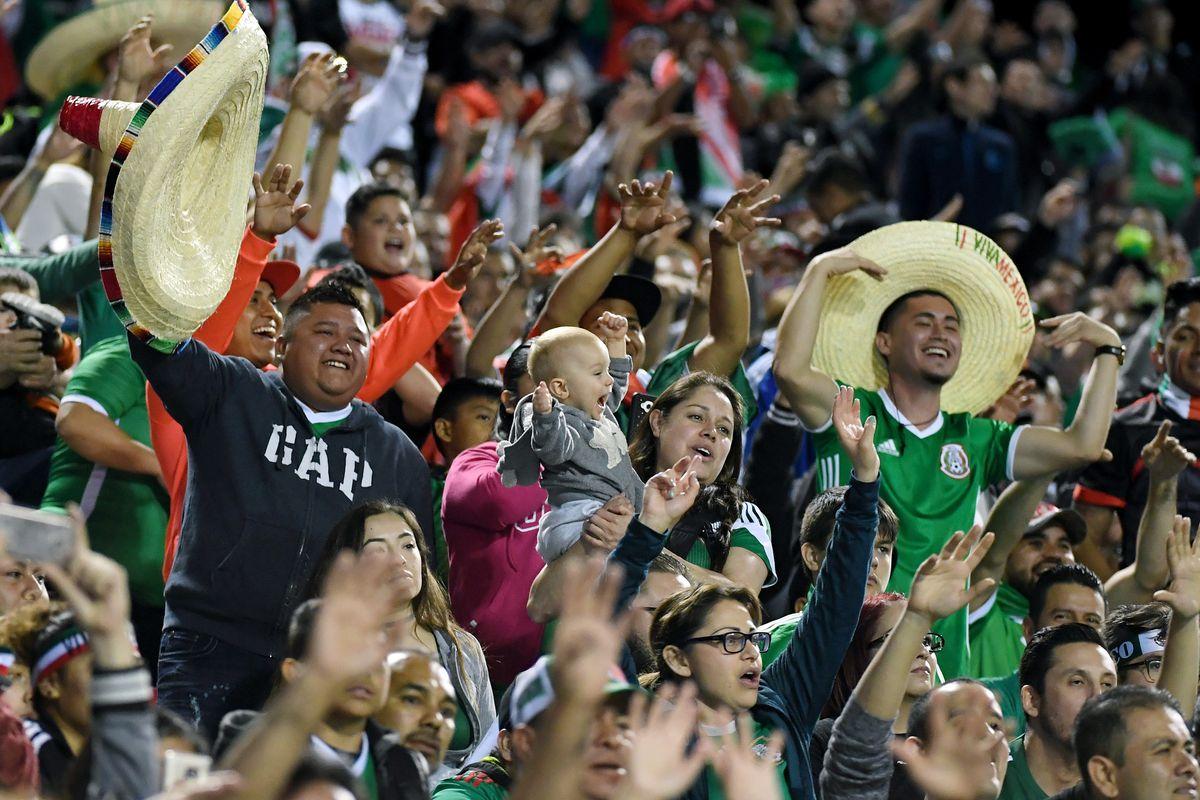 Iceland v Mexico