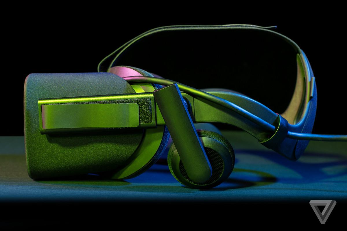 Oculus Hardware