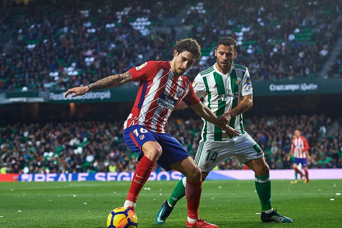 Real Betis v Atletico Madrid - La Liga