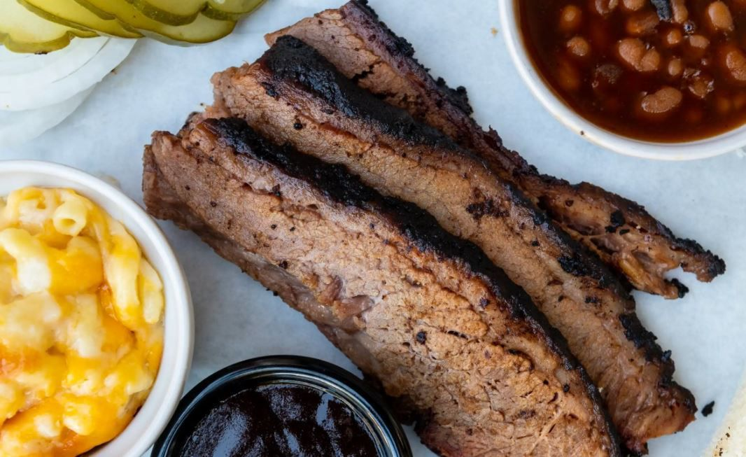 Brisket from Wood Urban Kitchen and Sports Lounge
