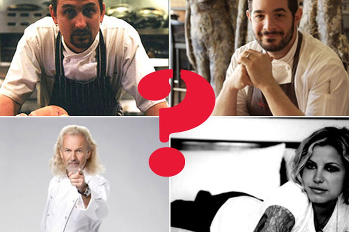Make Your Nomination For The Hottest Chef In The Bay Area Eater Sf
