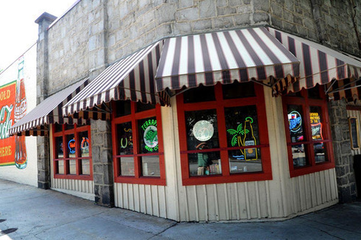 Manuel's Tavern.