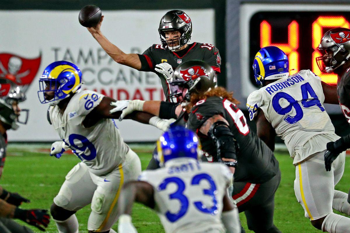 NFL: Los Angeles Rams at Tampa Bay Buccaneers
