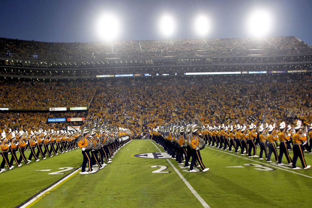 All eyes will be on Tiger Stadium Saturday night as LSU and Bama renew their rivalry