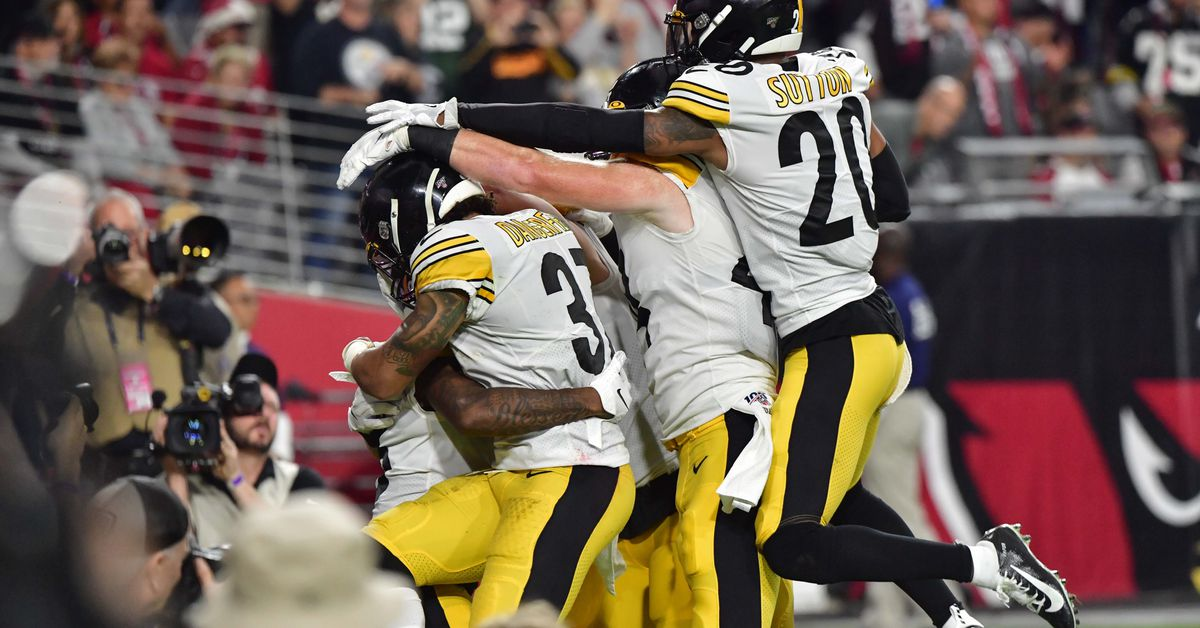 Steelers players take to social media to talk about their win over the Cardinals in Week 14
