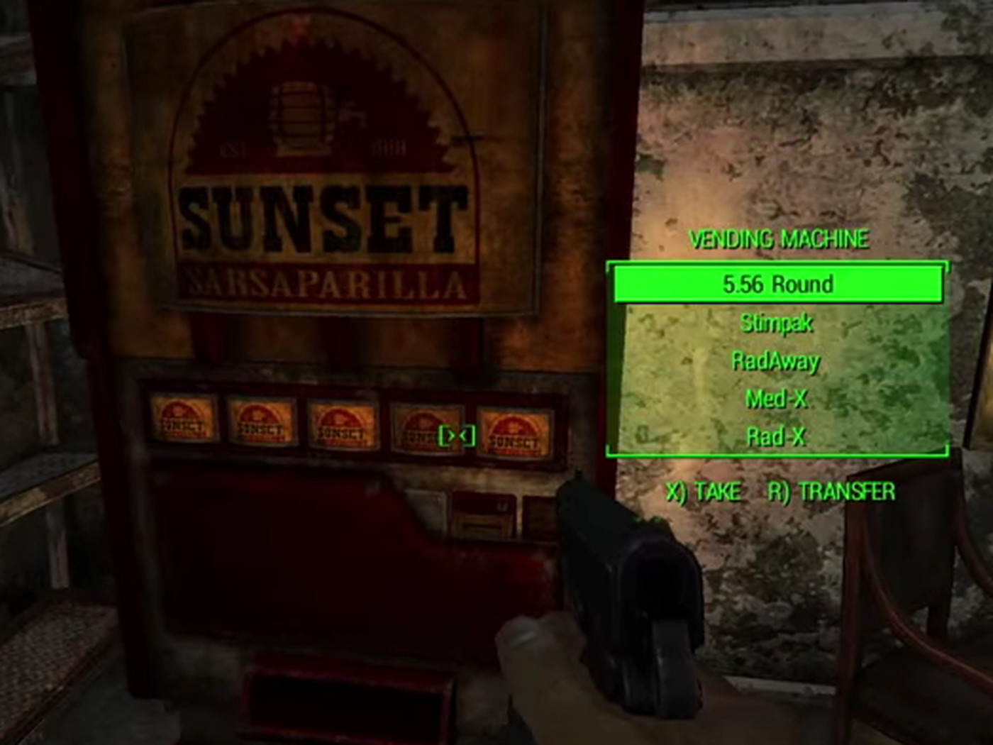 Fallout: New Vegas gets the 'quick loot' system that made Fallout 4