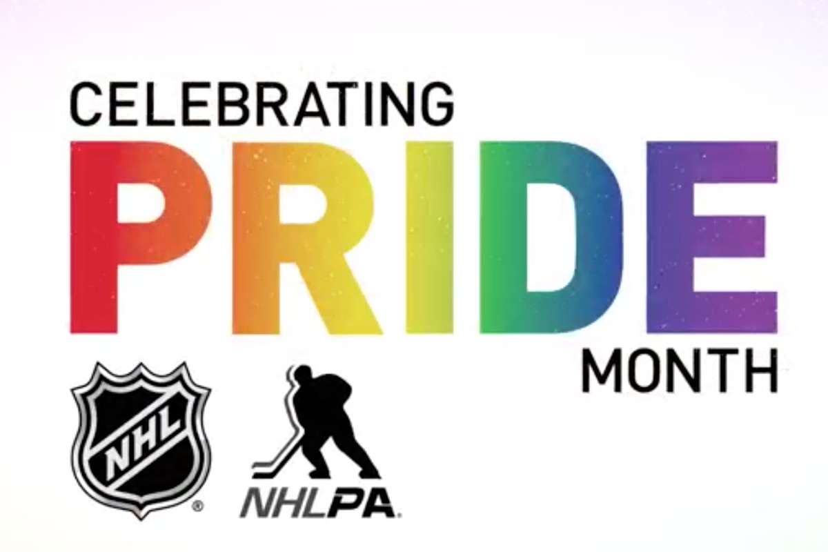 newest 0824f 3ecae The NHL is sending players to Pride marches this year ...