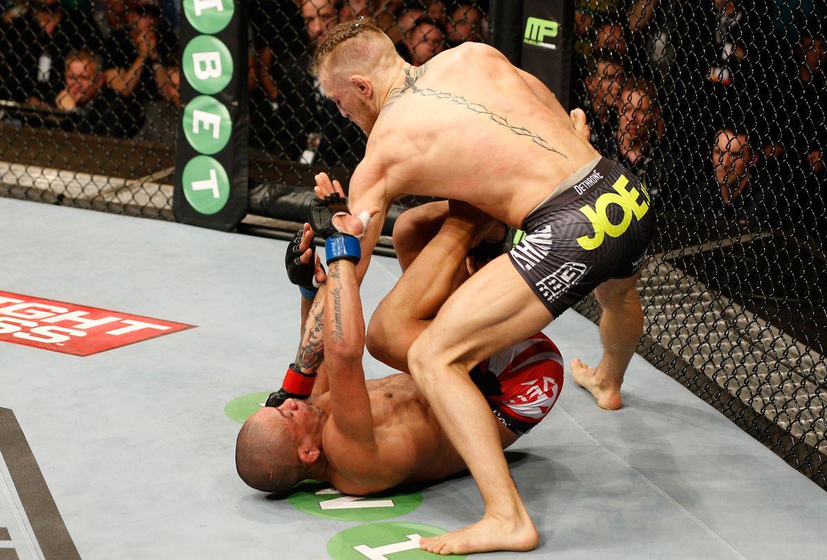 UFC Fight Night - McGregor v Brandao