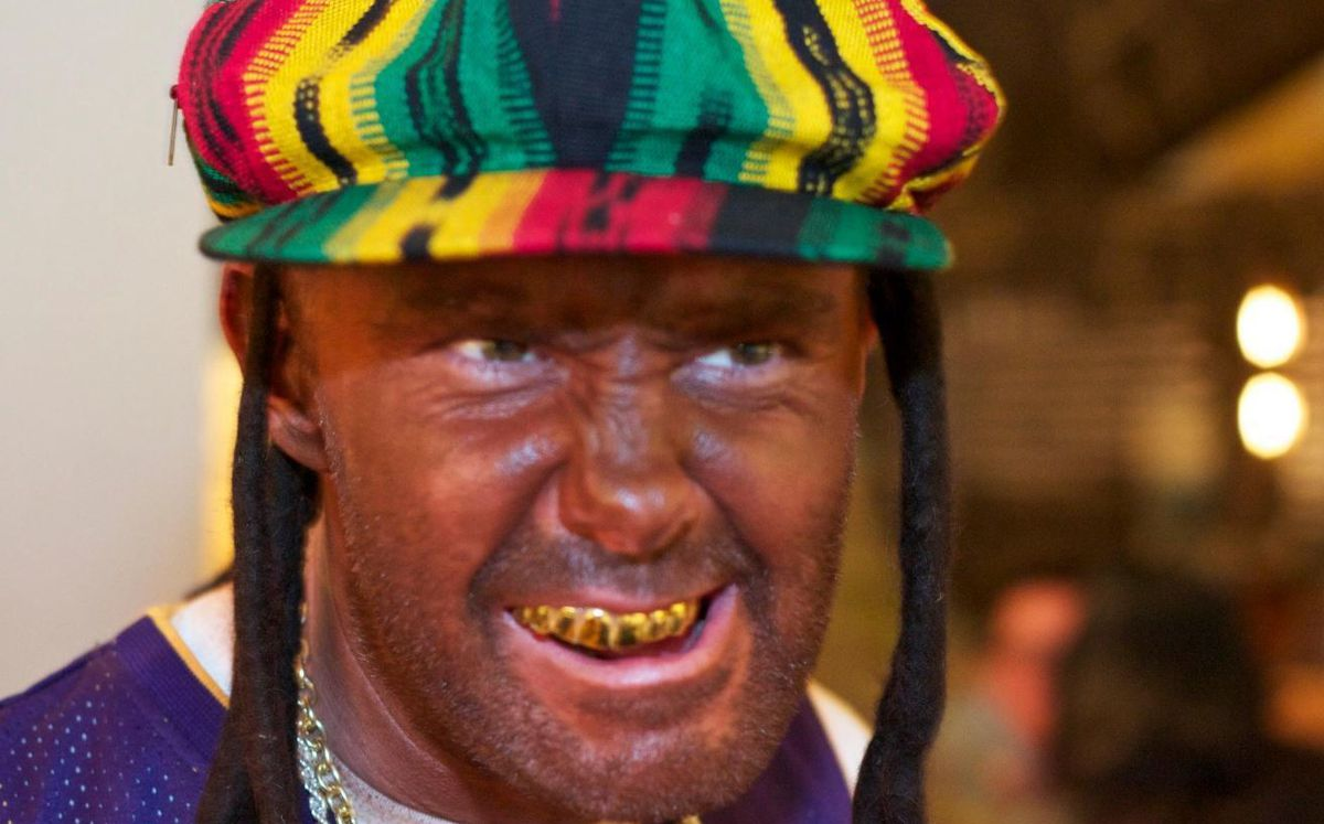 Stephane Bombet, LA restaurateur, wears blackface allegedly claiming to resemble rapper Lil Wayne