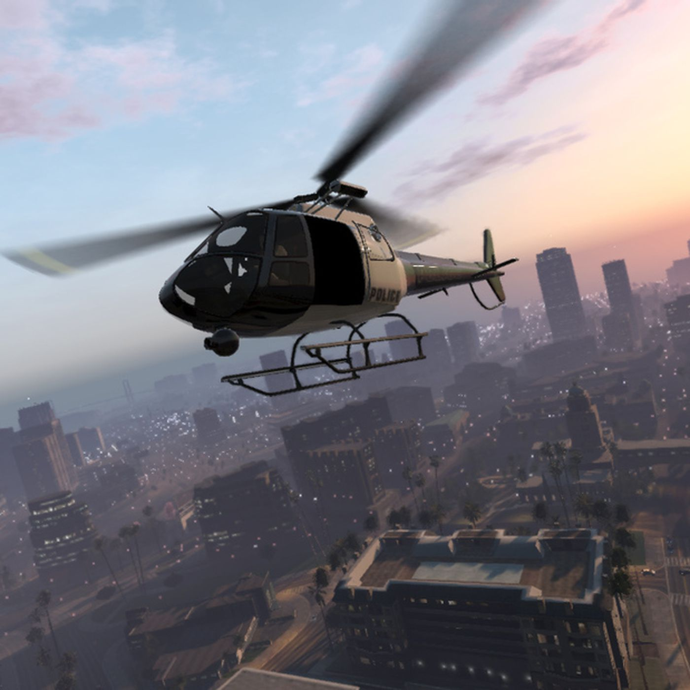 Wavves' new music video was shot in Grand Theft Auto V - The