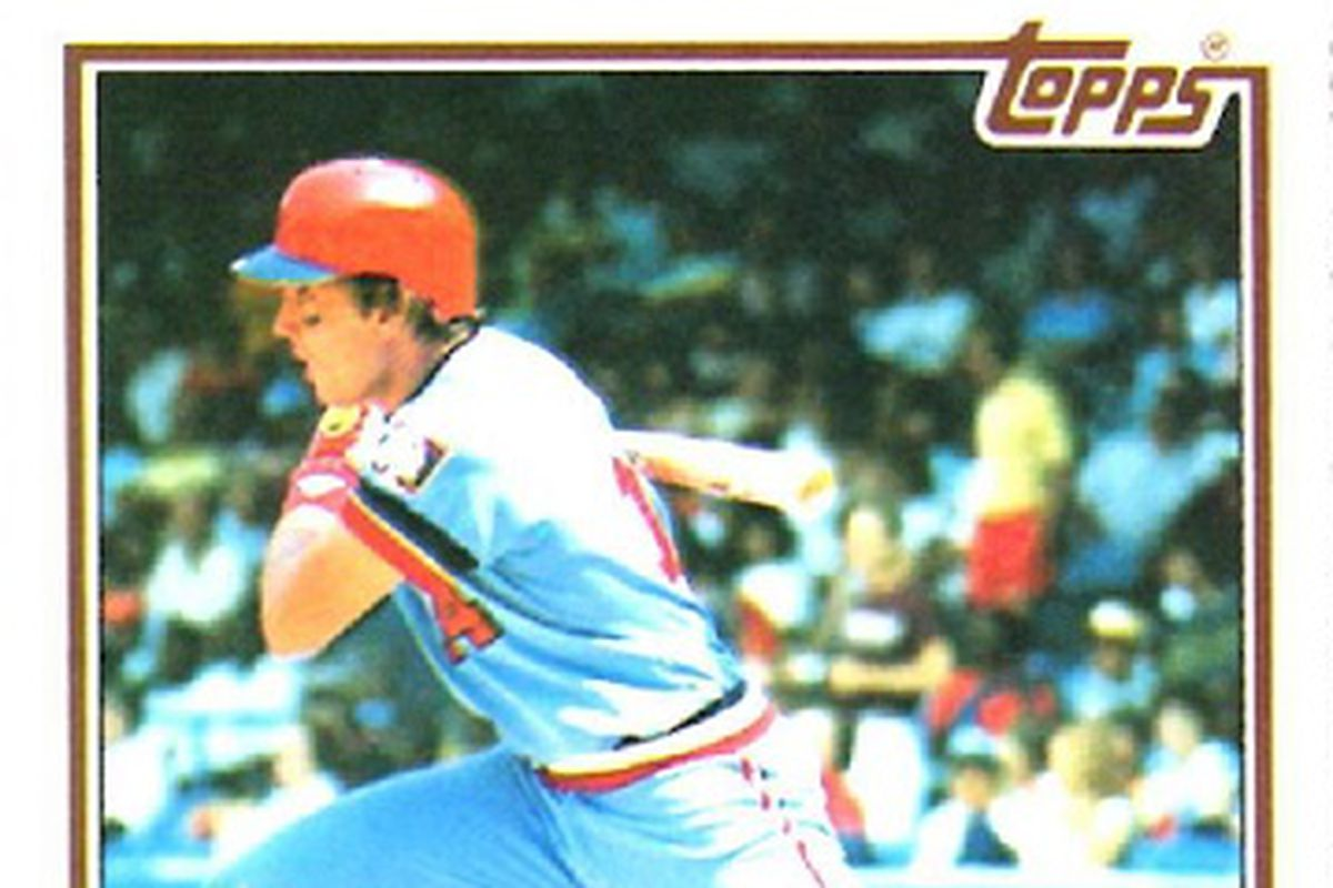 Kent Hrbek 1983 Topps baseball card
