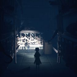 Little Nightmares 2 Glitching remains12