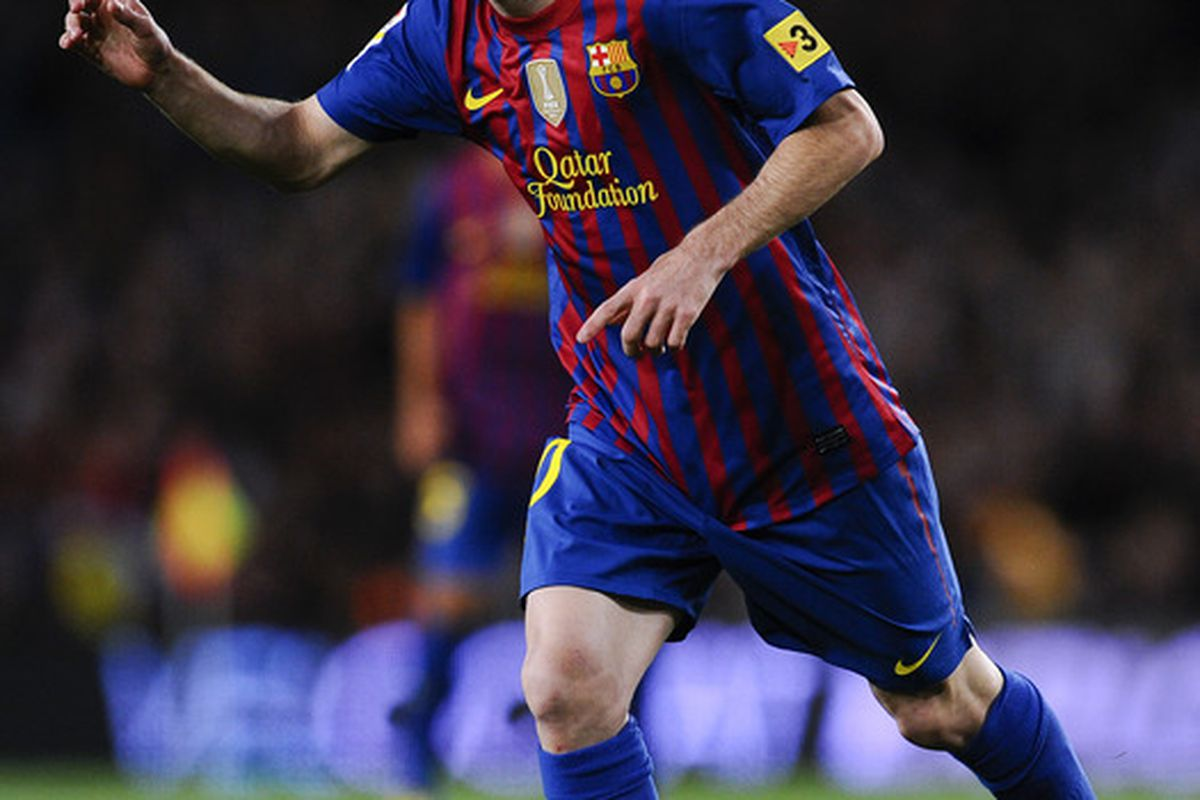 Messi has finished the season as the Pichichi and Golden Boot winner.