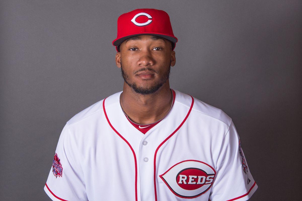 MLB: Cincinnati Reds-Photo Day