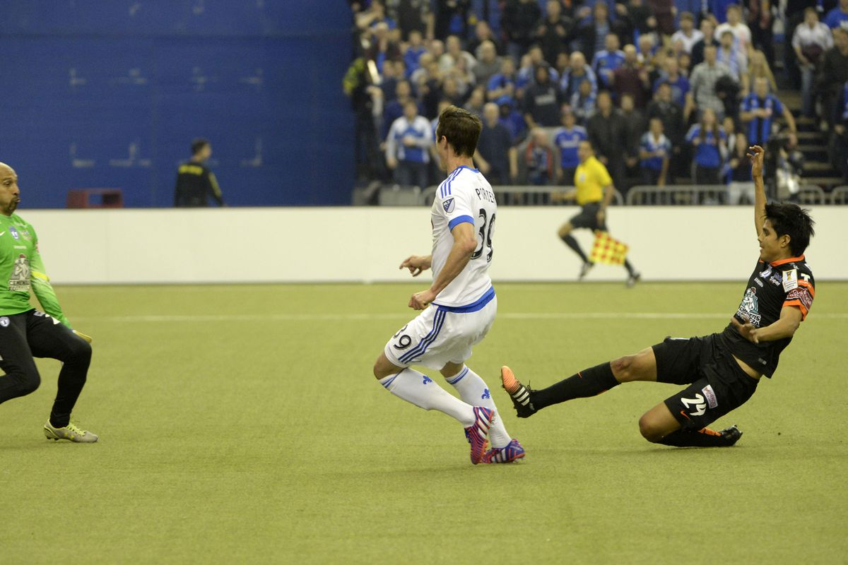 Soccer: Champions League-Pachuca at Montreal Impact