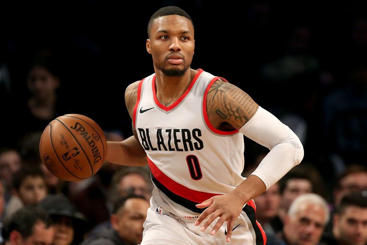 Portland Trail Blazers v Brooklyn Nets