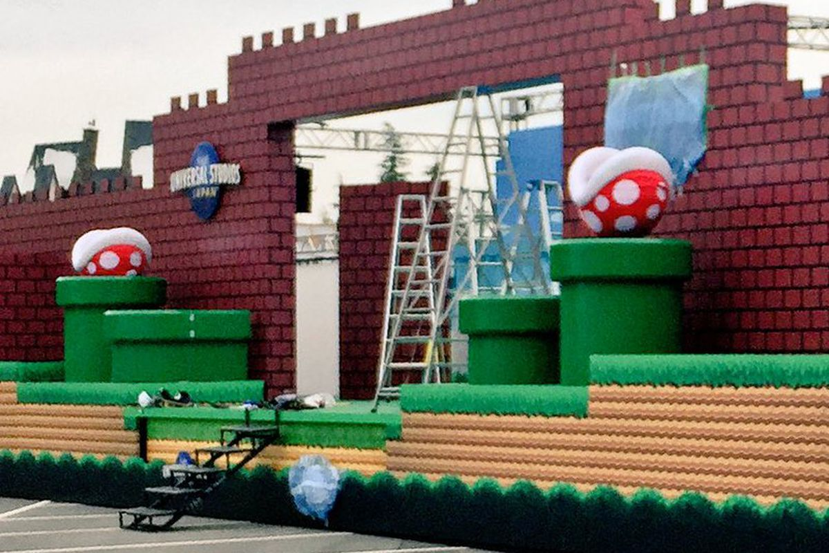 First hint of nintendos theme park shows work may soon be lca studiostwitter publicscrutiny Choice Image