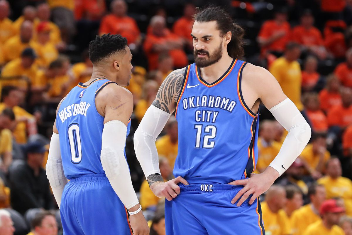 hot sale online 2a969 4b5fb The life of Steven Adams: 'I'm weird' - Welcome to Loud City