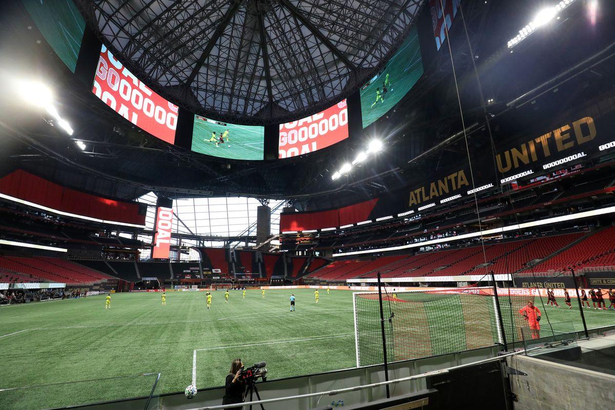 MLS: Nashville SC at Atlanta United FC