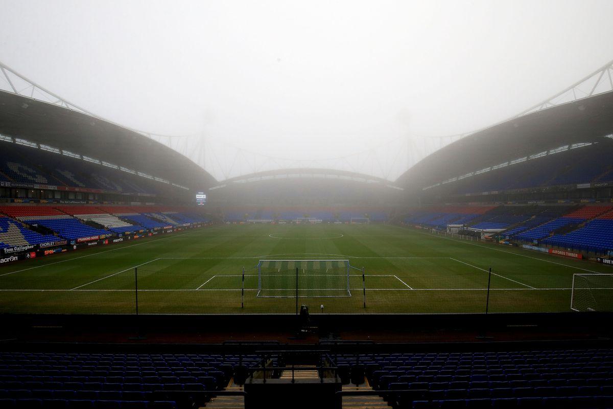 Bolton Wanderers v Crystal Palace - Emirates FA Cup - Third Round - Macron Stadium