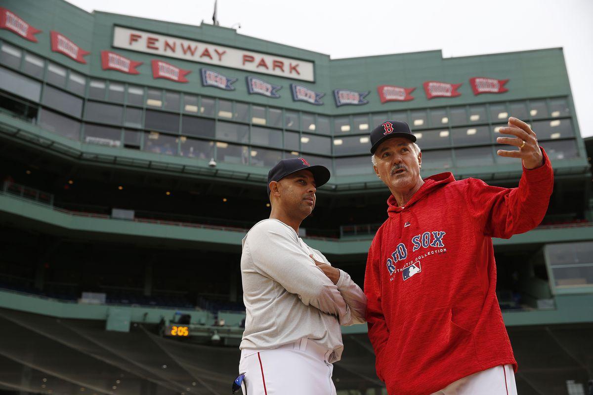 2018 Boston Red Sox Alumni Game