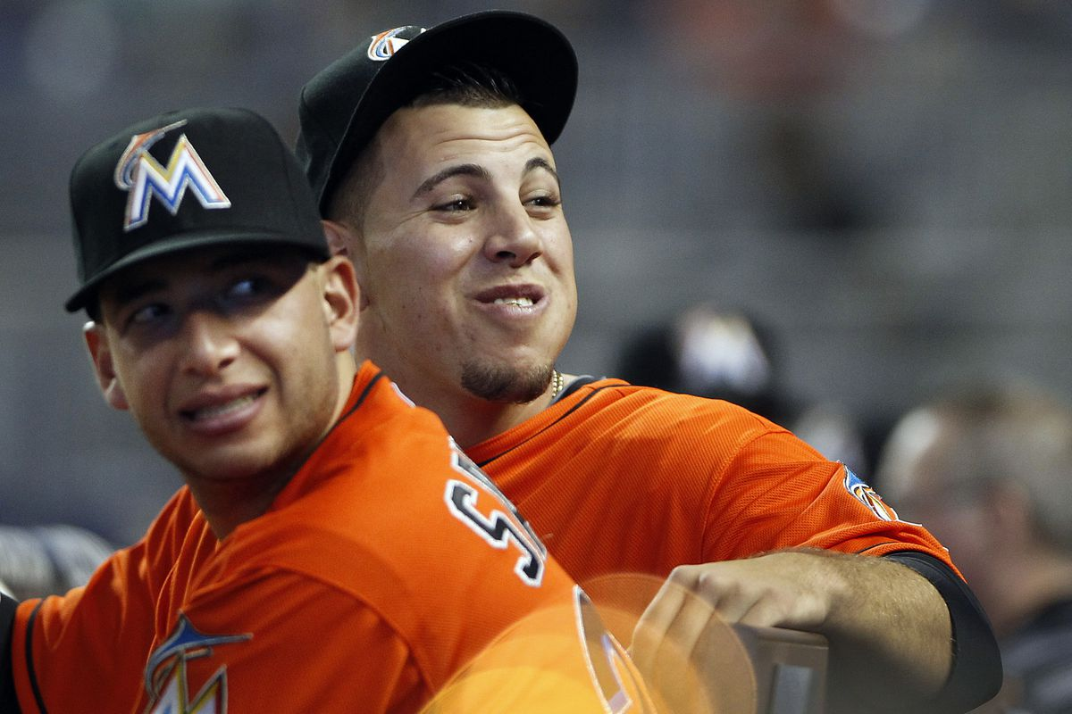The Miami Marlins clubhouse might still be all smiles right now, despite the increasing losses.