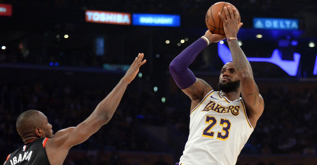 Lakers Vs Raptors Detail: Lakers Vs. Raptors Game Thread, Starting Time And TV