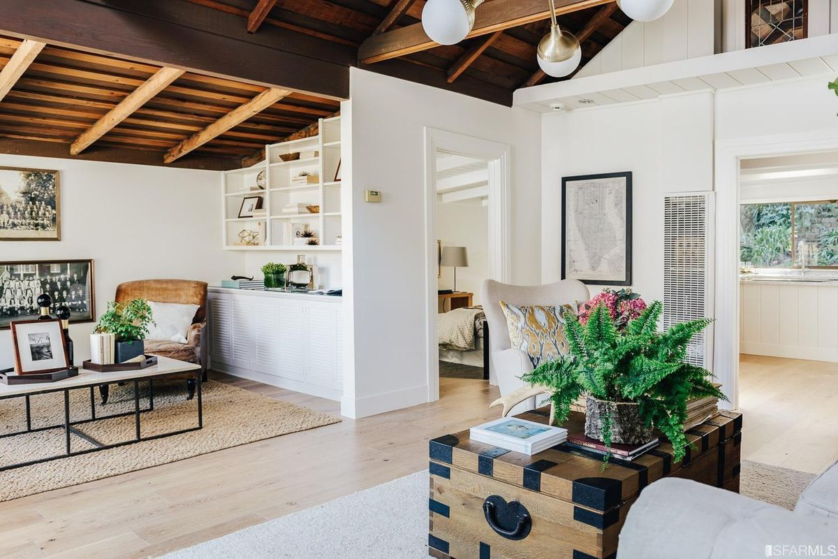 Tiny renovated Eureka Valley home asks $1.3 million - Curbed SF