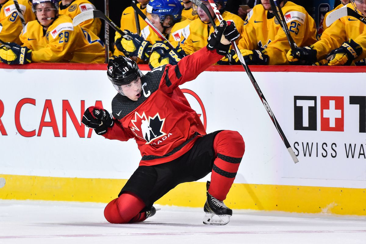 2017 World Juniors Results Canada Bests Sweden In Semifinals To