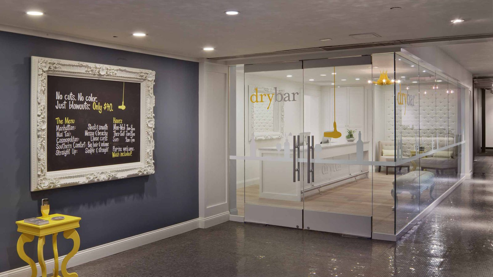 drybar will have a dozen nyc locations by the end of this year