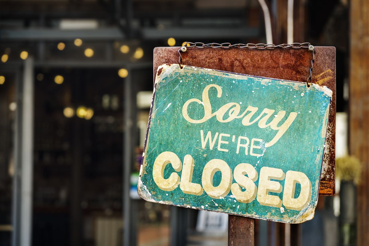 Every London Restaurant Closure in 2018 - Eater London