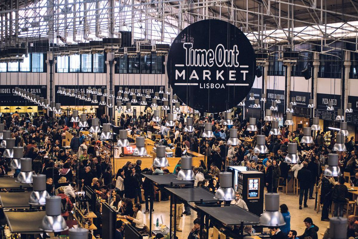 Mega Food Hall Time Out Market Is Coming To Montreal
