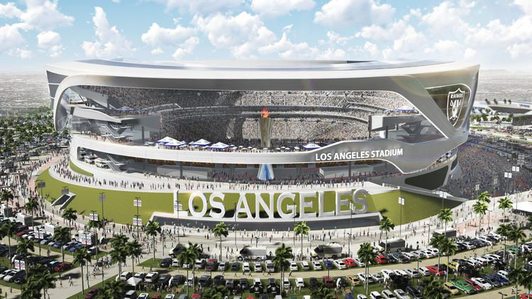 New Carson stadium rendering