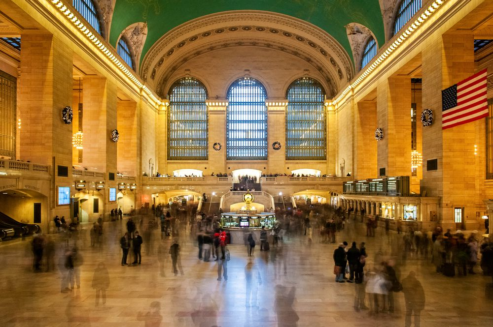 Grand Central Shutterstock