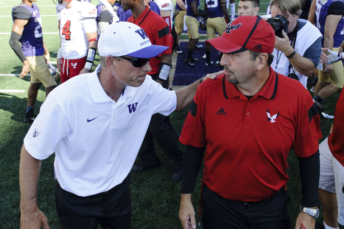 The national mood is turning towards skepticism concerning the Huskies and Chris Petesen.