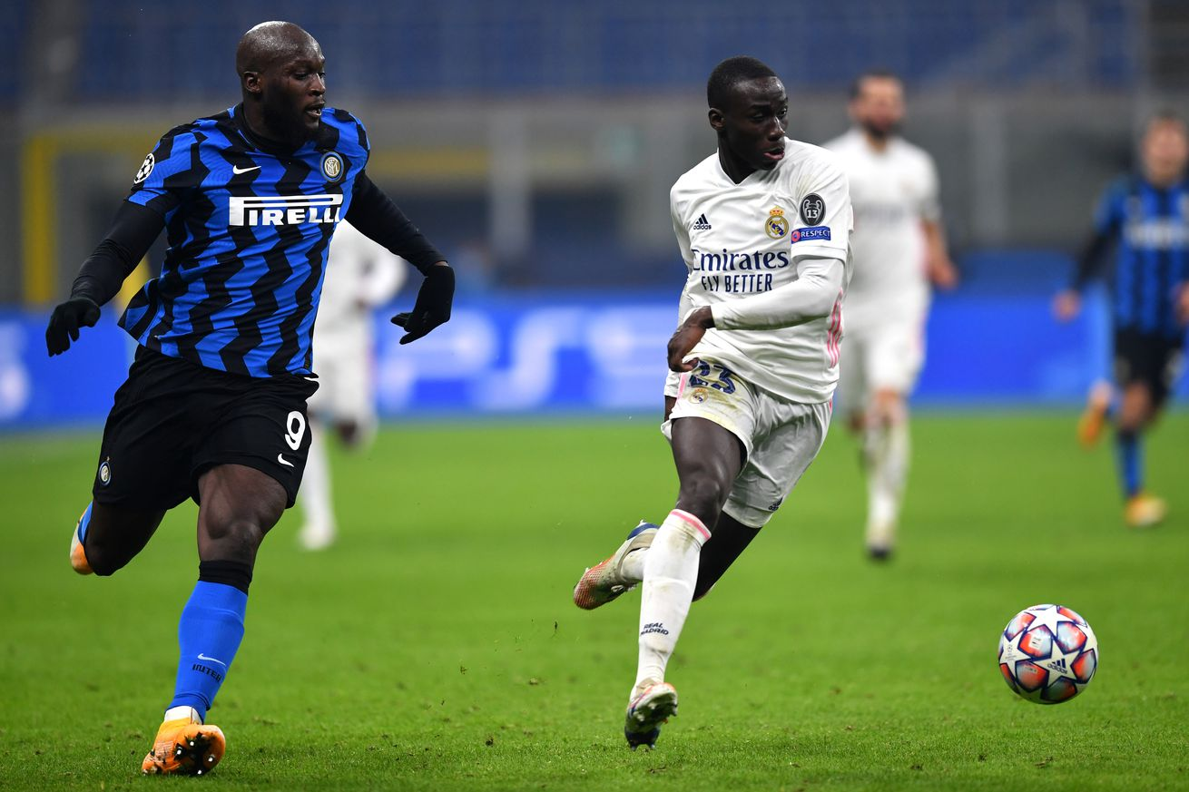 Seven observations, featuring Ferland Mendy?s on-field presence, and Fabio Cannavaro?s Real Madrid career