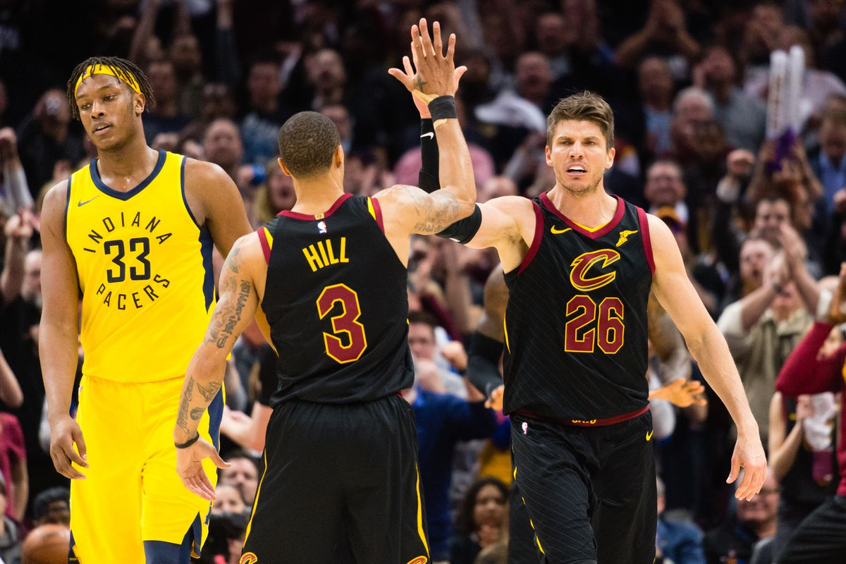 Indiana Pacers v Cleveland Cavaliers - Game Two