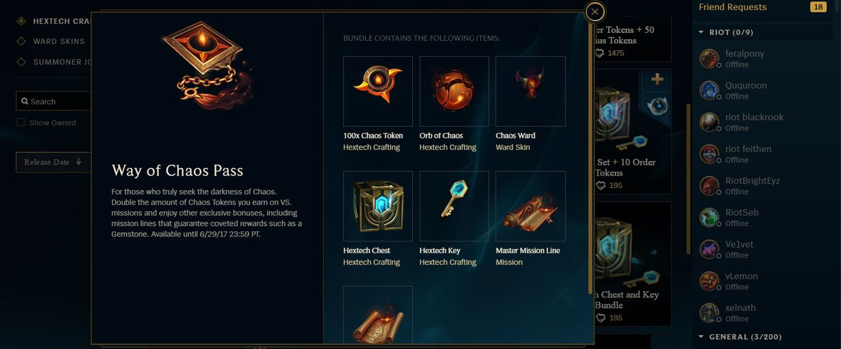 Vs Event How To Craft Items And Complete Missions The Rift Herald