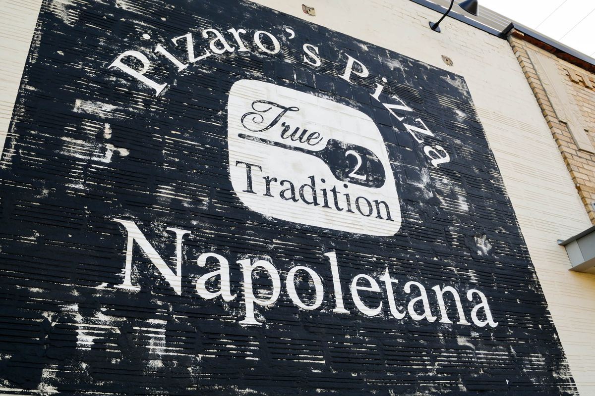Pizaro's Pizza is nearly ready to serve authentic Napoletana pies in Montrose