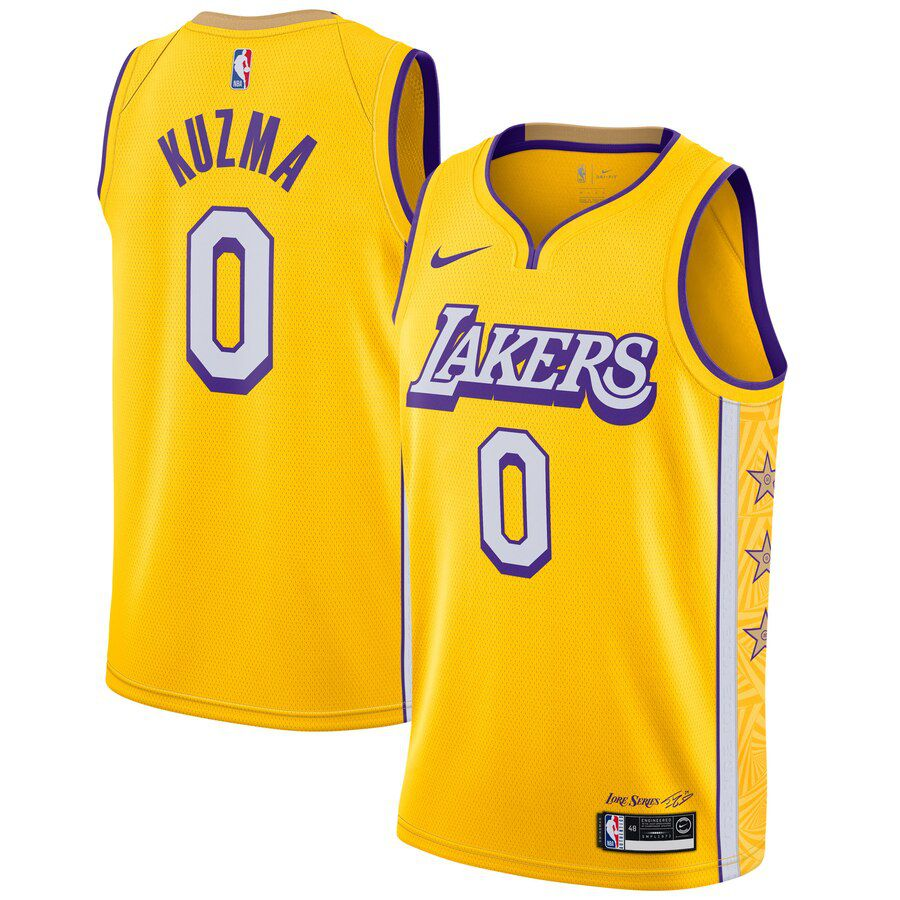 NBA City Edition 2019: Here's the new Los Angeles Lakers ...