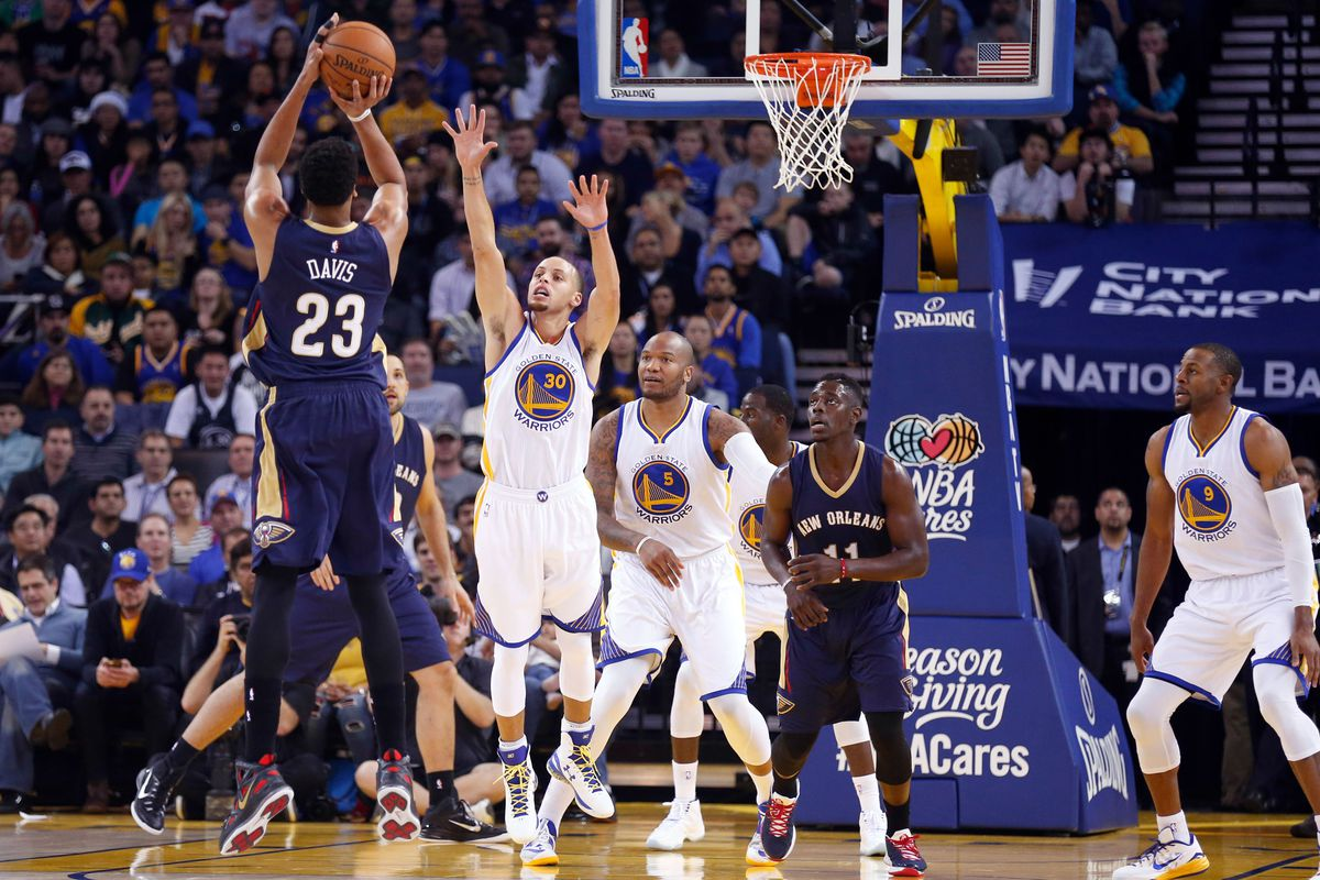nba schedule 2015: warriors-pelicans, bulls-cavaliers highlight