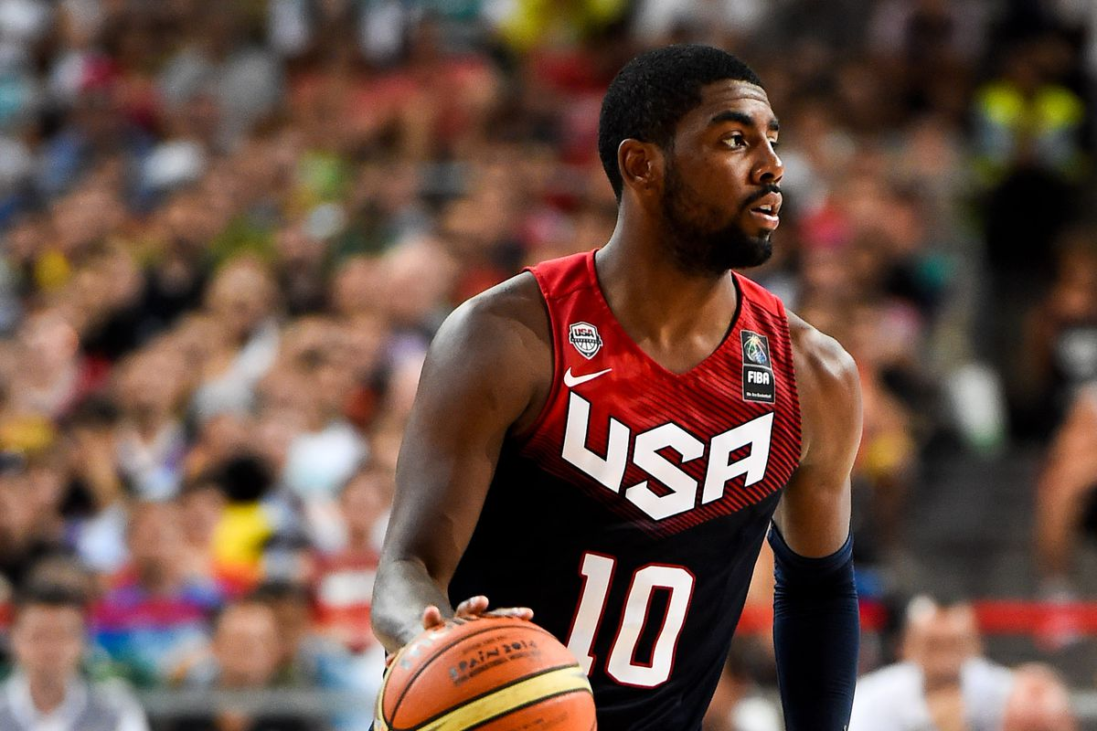 ca76d5388c7 Kyrie Irving will wear No. 10 for Team USA - Fear The Sword