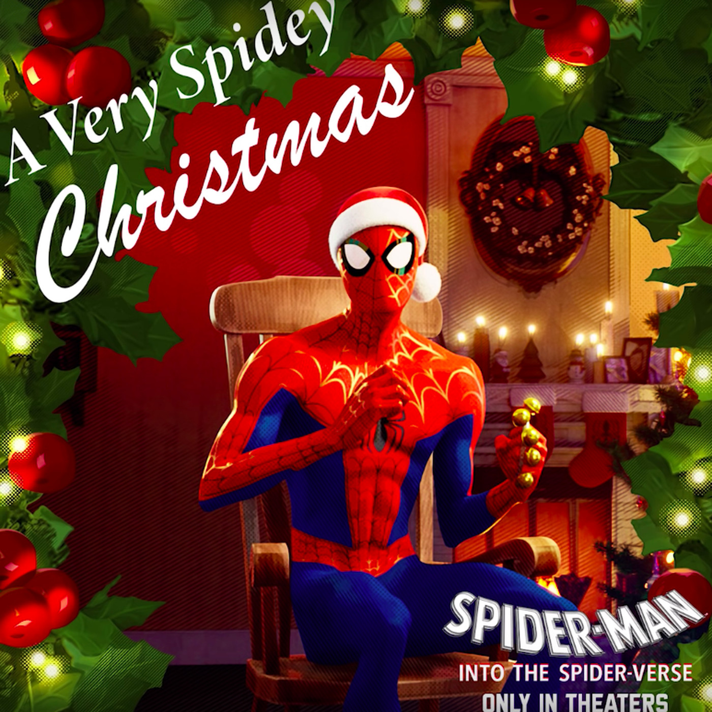Into the Spider-Verse Christmas album is real and streamable